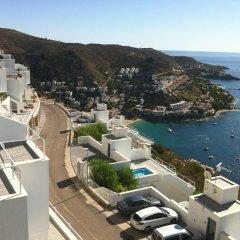Отель Terrazas del Mar Испания, Курорт Росес - отзывы, цены и фото номеров - забронировать отель Terrazas del Mar онлайн бассейн фото 3