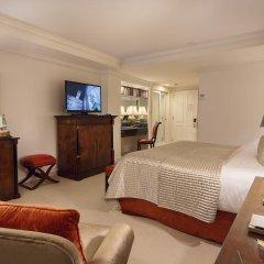 The Michelangelo Hotel 5* Представительский номер с различными типами кроватей