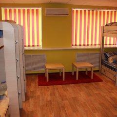 Хостел FoxHole Кровать в общем номере двухъярусные кровати фото 10