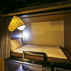 Отель Rachanatda Homestel 2* Кровать в общем номере с двухъярусной кроватью фото 6