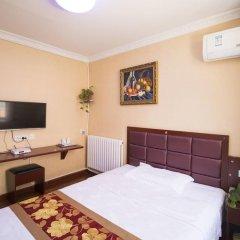 Отель Xianyang Fu Rui Inn Китай, Сяньян - отзывы, цены и фото номеров - забронировать отель Xianyang Fu Rui Inn онлайн комната для гостей фото 4