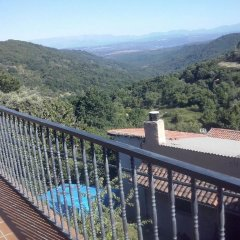 Отель Casa Inma балкон