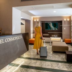 Cosmopolita Hotel интерьер отеля фото 2
