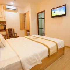 Galaxy 3 Hotel 3* Номер Делюкс с различными типами кроватей фото 9