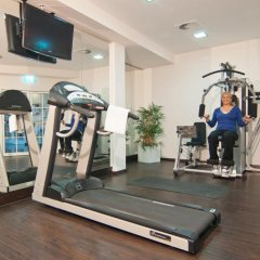 Hotel Nestroy фитнесс-зал