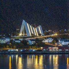 Radisson Blu Polar Hotel Spitsbergen 4* Стандартный номер фото 4