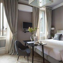 Отель Tornabuoni Suites Collection 3* Улучшенный номер с различными типами кроватей