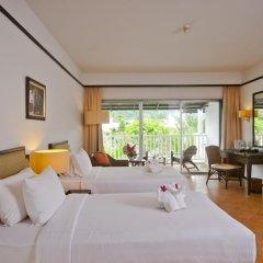 Отель Aonang Villa Resort 4* Номер Делюкс с различными типами кроватей фото 4