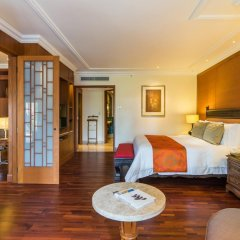 Sheraton Grande Sukhumvit, Luxury Collection Hotel, Bangkok 5* Люкс Rajah с различными типами кроватей фото 2