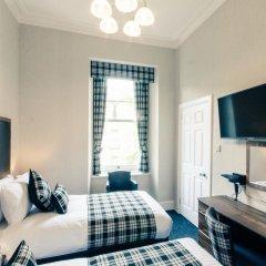 Отель Allison Executive Lets Глазго комната для гостей фото 4