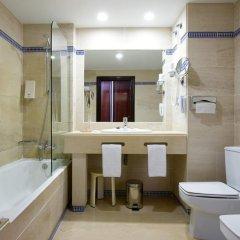 Отель NH Córdoba Guadalquivir 4* Стандартный номер с различными типами кроватей фото 2