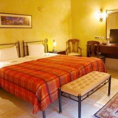 Отель Palazzino di Corina 4* Стандартный номер с двуспальной кроватью