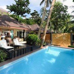 Отель Andaman White Beach Resort 4* Вилла с различными типами кроватей фото 19