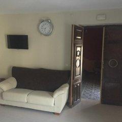 Отель Hostal La Estación Саэлисес комната для гостей фото 3