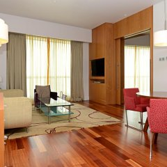 Гостиница Swissotel Красные Холмы 5* Представительский люкс с различными типами кроватей фото 13