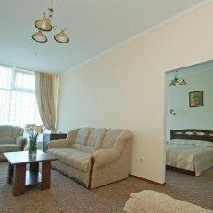 Гостиница Черное Море Отрада 4* Люкс с различными типами кроватей