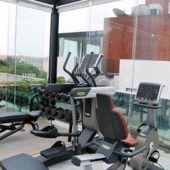 Отель Wind Xiamen Китай, Сямынь - отзывы, цены и фото номеров - забронировать отель Wind Xiamen онлайн фитнесс-зал фото 3