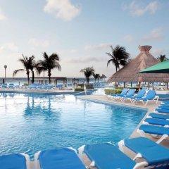 Отель Royal Solaris Cancun - Все включено Мексика, Канкун - 8 отзывов об отеле, цены и фото номеров - забронировать отель Royal Solaris Cancun - Все включено онлайн бассейн фото 5