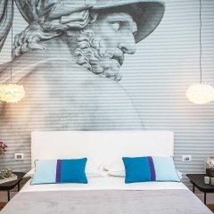 Отель Milizie 76 Gallery 2* Номер Делюкс с двуспальной кроватью
