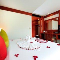 Отель Baumancasa Beach Resort 3* Номер Делюкс с двуспальной кроватью фото 5