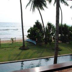 Отель Вилла Maresia Beach Номер Делюкс с различными типами кроватей фото 8