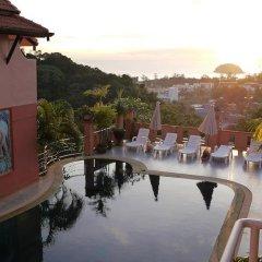 Отель Baan Kongdee Sunset Resort Пхукет помещение для мероприятий