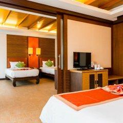Отель Nipa Resort 4* Номер Делюкс с двуспальной кроватью фото 6