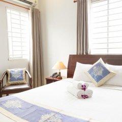 7S Hotel My Anh 2* Улучшенный номер с различными типами кроватей фото 4