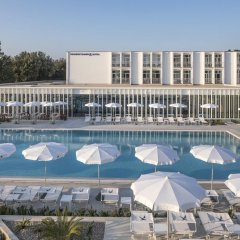 Hotel Park Punat - Все включено бассейн фото 2