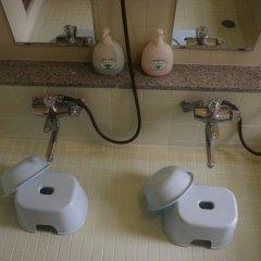Отель Resort Inn White Silver Хакуба ванная фото 2