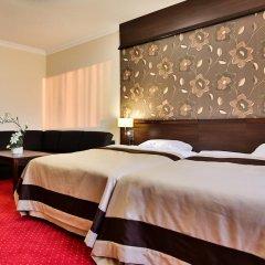 Hotel & Spa Biały Dom 3* Номер Делюкс с различными типами кроватей фото 5