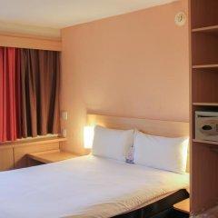 Отель Ibis Sao Paulo Congonhas 3* Стандартный номер с различными типами кроватей фото 4