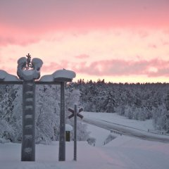 Отель Kakslauttanen Arctic Resort - Igloos and Chalets фото 5