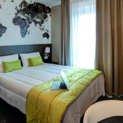 Отель Appart'City Confort Le Bourget - Aéroport Студия с различными типами кроватей фото 2