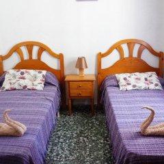 Отель Pension Centricacalp Стандартный номер с 2 отдельными кроватями (общая ванная комната) фото 8