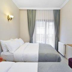 EuroIstanbul Hotel 3* Стандартный номер с различными типами кроватей фото 3