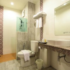 Peak Boutique City Hotel 3* Улучшенный номер с различными типами кроватей фото 5