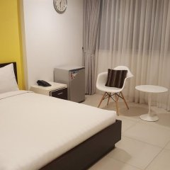 Minh Khang Hotel 3* Номер Делюкс с различными типами кроватей фото 4