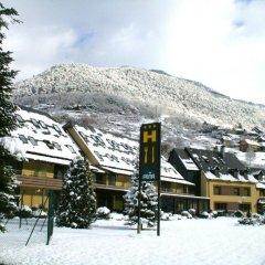Hotel Pena спортивное сооружение
