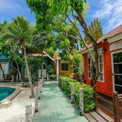 Отель Deeden Pattaya Resort 3* Бунгало Делюкс с различными типами кроватей фото 4