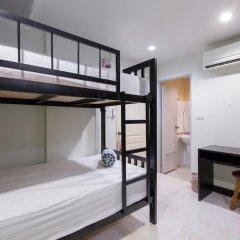 Отель Cool Sea House 2* Кровать в общем номере двухъярусные кровати