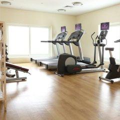 Отель Premier Inn Dubai International Airport фитнесс-зал фото 3