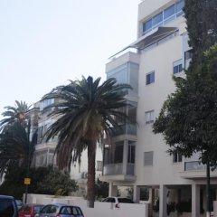 Отель Urbanicspace-city Center Тель-Авив парковка