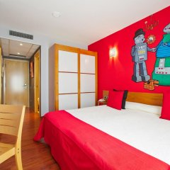 Hotel Plaza Inn 3* Стандартный номер с двуспальной кроватью фото 5