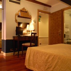 Pantalon Hotel комната для гостей