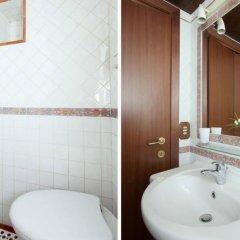 Отель Malva Италия, Рим - отзывы, цены и фото номеров - забронировать отель Malva онлайн ванная фото 2