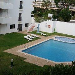 Отель Apartamentos Leziria Португалия, Виламура - отзывы, цены и фото номеров - забронировать отель Apartamentos Leziria онлайн бассейн