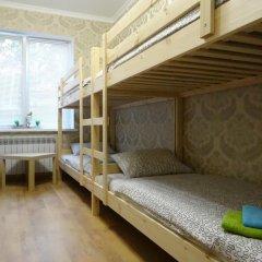 Hostel Dostoyevsky Кровать в общем номере с двухъярусной кроватью фото 3