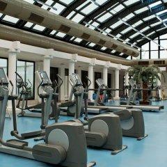 Sheraton Ankara Hotel & Convention Center фитнесс-зал фото 2