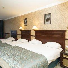 Topkapi Inter Istanbul Hotel 4* Стандартный семейный номер с двуспальной кроватью фото 21